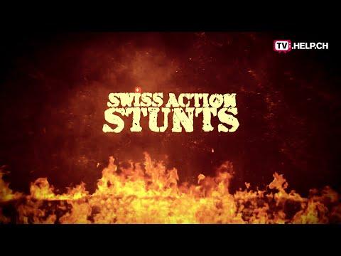 TeleMutig Stuntman Florian von Swiss Action Stunts - ganze Sendung