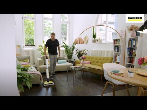 Akku-Hartbodenreiniger FC 7 Cordless von Kärcher: Anwendung