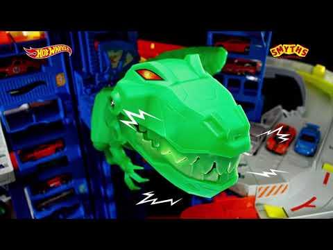 Hot Wheels City Ultimate Garage Playset - Smyths Toys