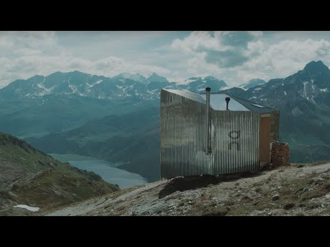On | Mountain Hut Episode 1 | Meet The Mountain Hut Maker