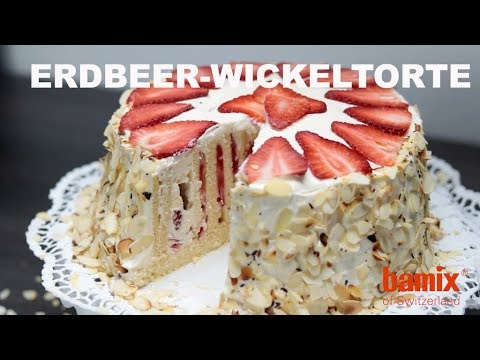 WICKELTORTE mit bamix® of Switzerland