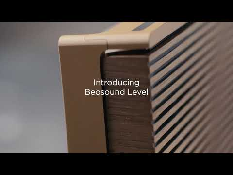 Introducing Beosound Level - A Portable WiFi Speaker | Bang & Olufsen