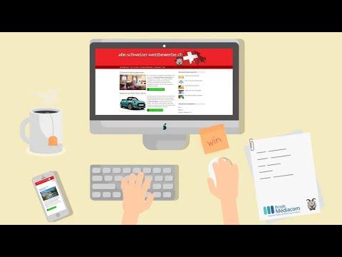 Alle Schweizer Wettbewerbe - Das #1 Online-Portal für Wettbewerbe
