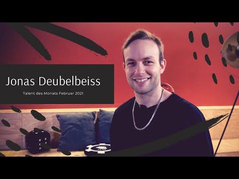 Talent des Monats Februar 2021 - Jonas Deubelbeiss - Interview mit Talentportal.ch