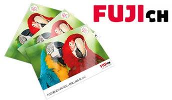 Muster-Set von FUJI bestellen