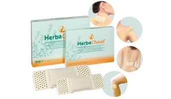 HerbaChaud® Wärmepflaster Gratismuster bestellen