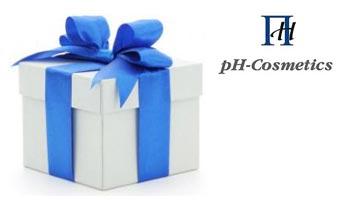 pH-Cosmetics gratis Probierset bestellen