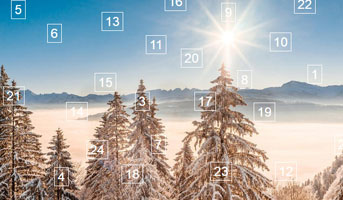 Züri Oberland Adventskalender