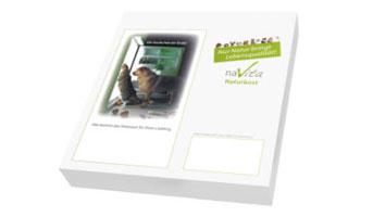 Gratismuster für Hunde- und Katzenfutter