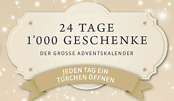 Bonus Card Adventskalender