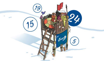 Celsius Adventskalender
