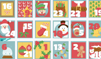 UPC Adventskalender