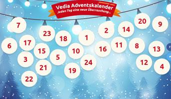 Vedia Adventskalender
