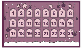 Betty Bossi Adventskalender