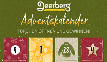 Deerberg Adventskalender