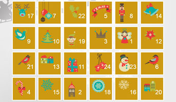 Bruno Wickart Adventskalender
