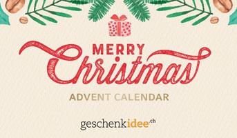 geschenkidee Adventskalender