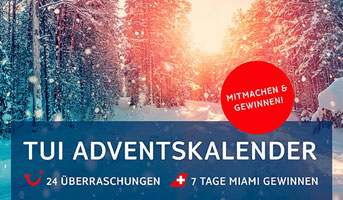 TUI Adventskalender