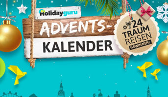 Holidayguru Adventskalender