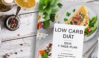 Low Carb Ernährung Diätplan