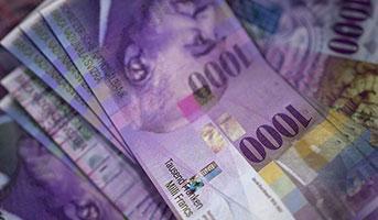 1000 Franken