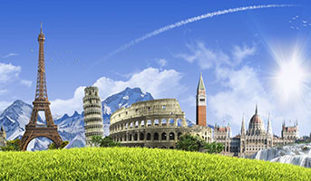 Städtereisen in Europa