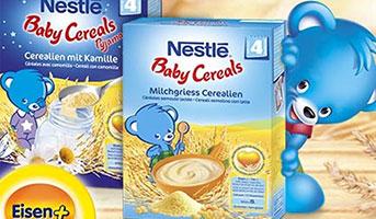 Nestlé Baby Cereals