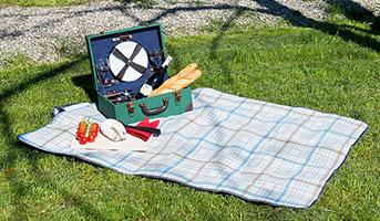 Picknick-Decke