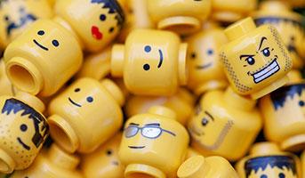 LEGO Köpfe
