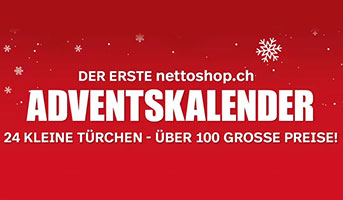 nettoshop.ch Adventskalender