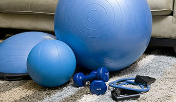 Home-Fitness Set