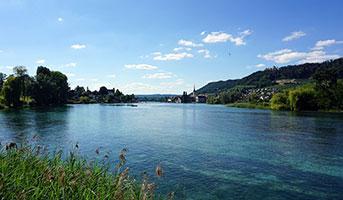 Rhein Ertrunken 2021
