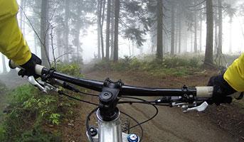 Downhill mit dem E-Bike