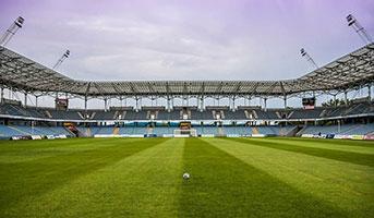 Fussballstadion