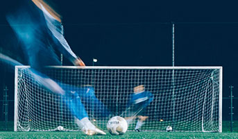 Fussball Goal